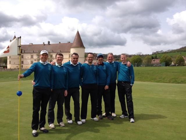 Championnat de ligue par équipe à Chailly